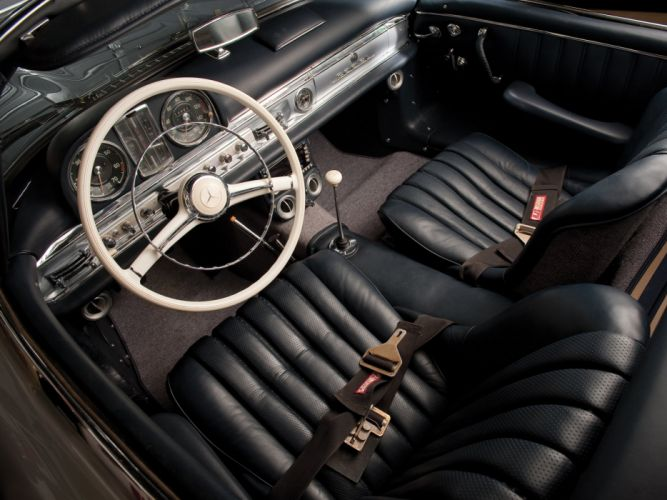 1957-63 Mercedes Benz 300SL US-spec W198 -II w198 300 wallpaper