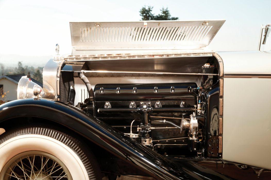1930 Delage D-8 Roadster par Figoni luxury retro wallpaper