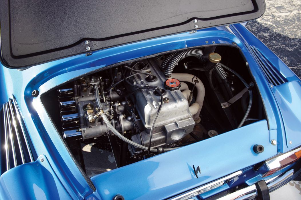 1972-75 Renault Alpine A110 1600S classic wallpaper