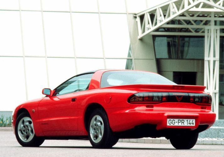 1993 Pontiac Firebird EU-spec muscle wallpaper