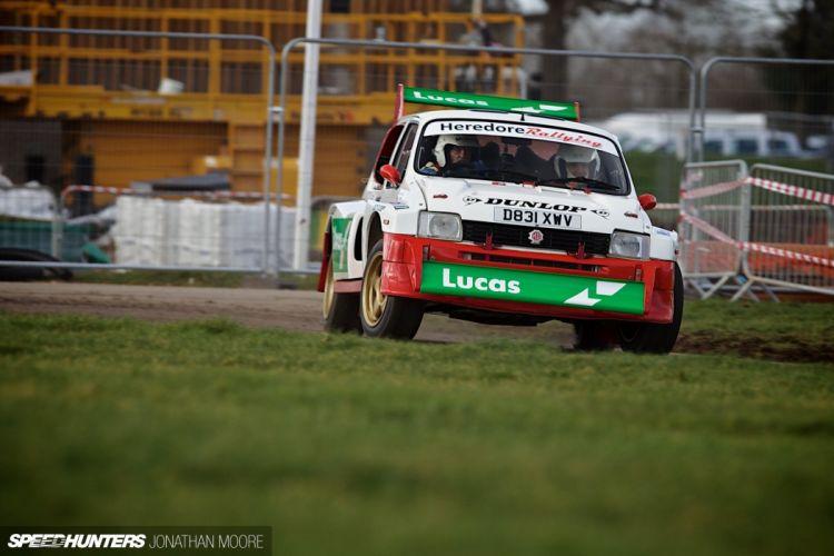 Austin Rover Metro 6R4 Group-B rally race racing wallpaper