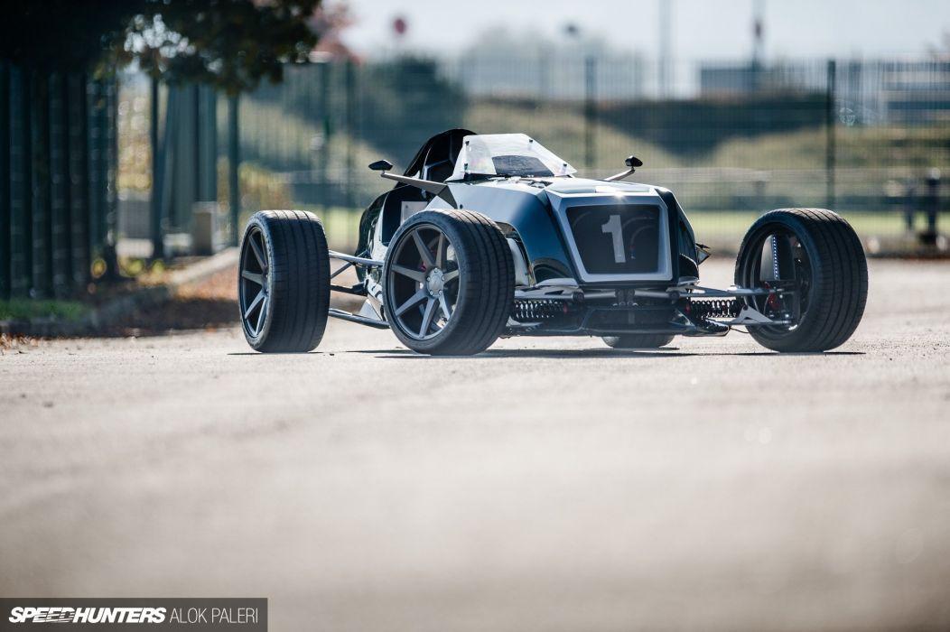 Espera Sbarro Concept supercar race racing v12 wallpaper