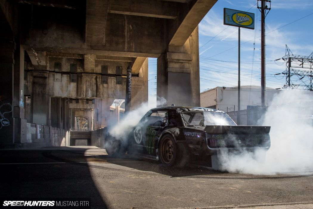 Hoonicorn RTR Ford Mustang drift race racing hot rod rods monster wallpaper