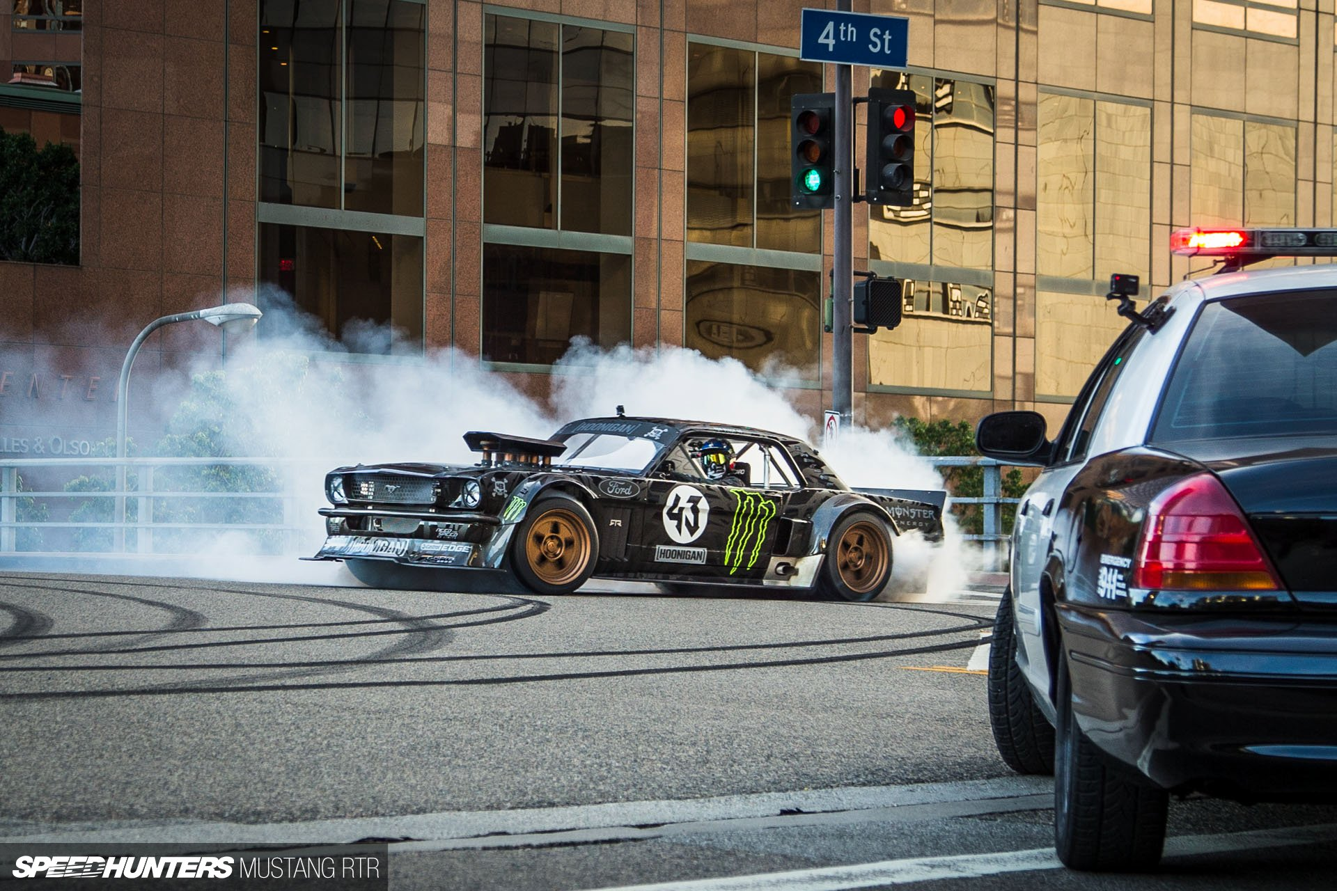 Hoonicorn Rtr Ford Mustang Drift Race Racing Hot Rod Rods