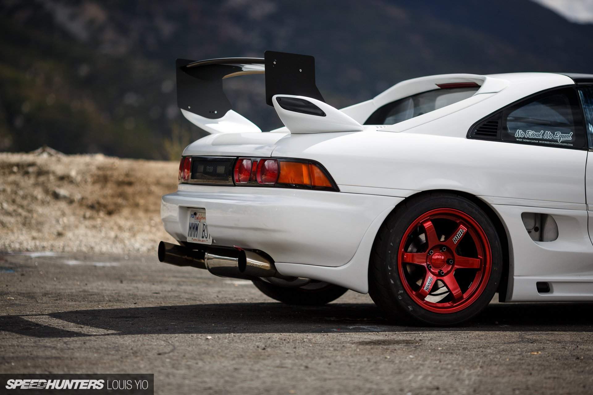 Sw20 Toyota Mr2 Turbo Tuning Wallpaper 1920x1280