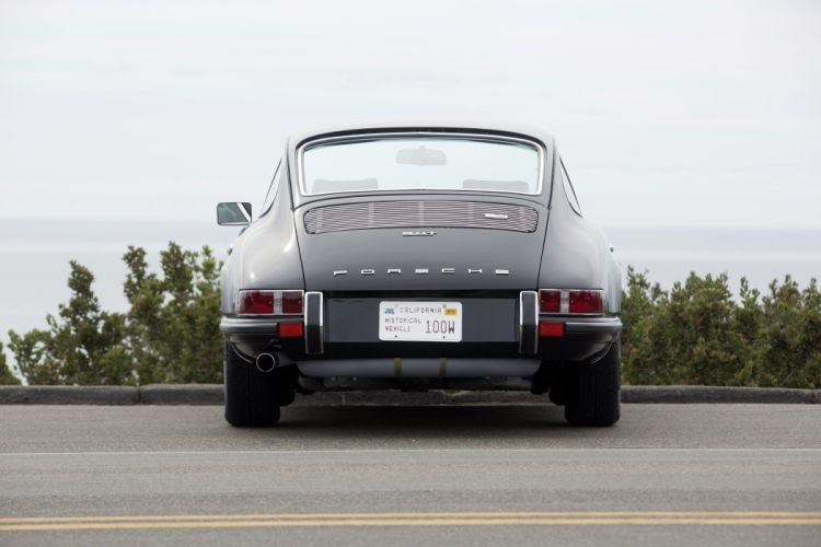 1973 Porsche 911T 2-4 Coupe US-spec classic 911 wallpaper