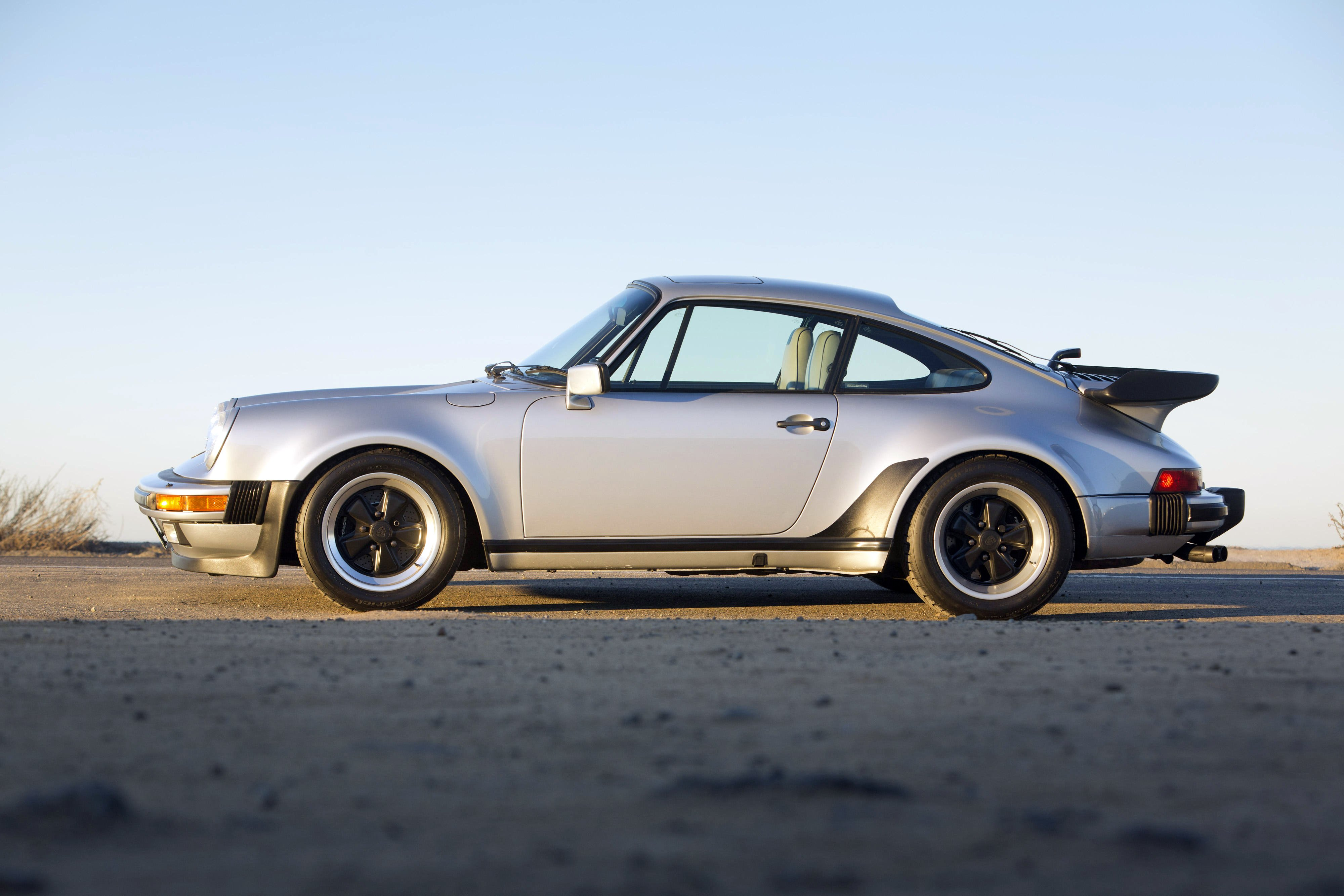 1987 Porsche 911 Turbo 3 3 Coupe Us Spec 930 Supercar