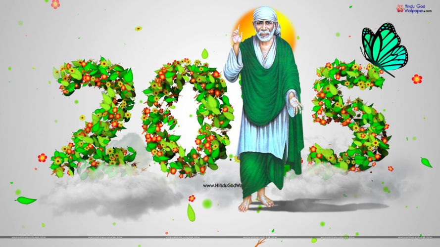 NEW YEAR 2015 holiday hindu wallpaper