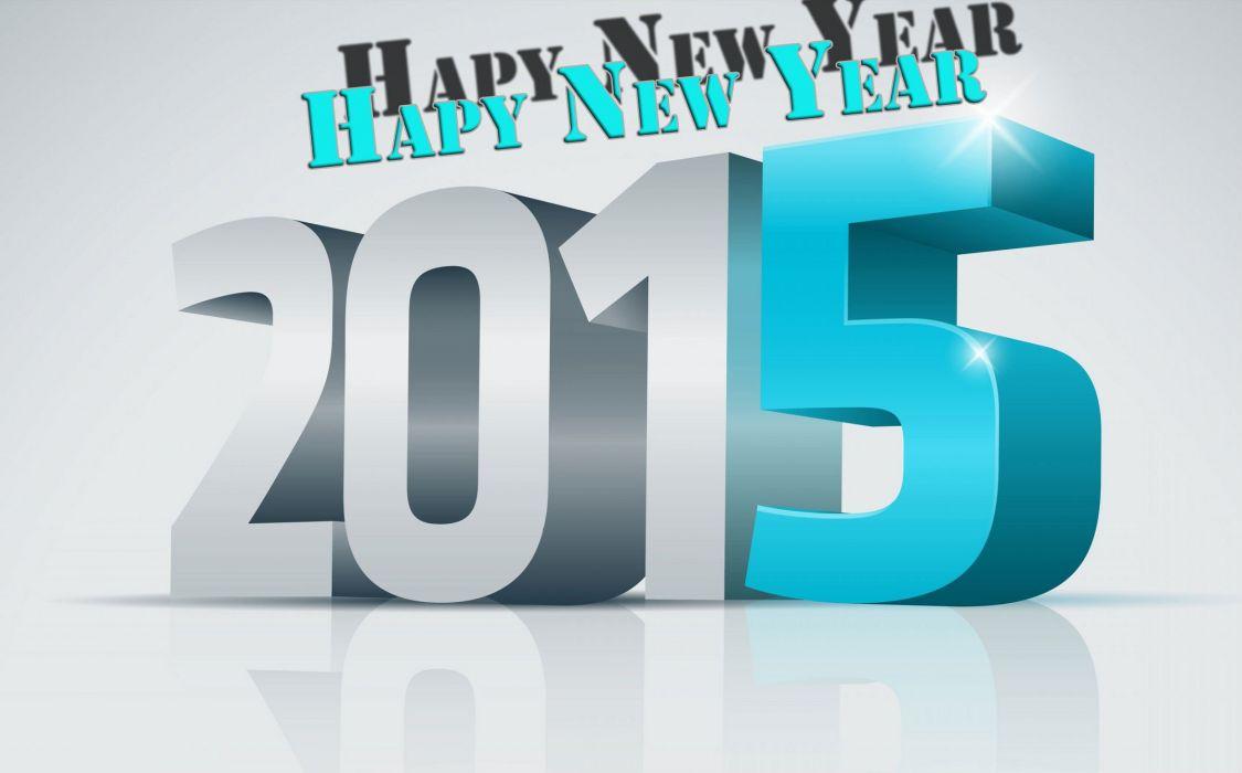 NEW YEAR 2015 holiday wallpaper