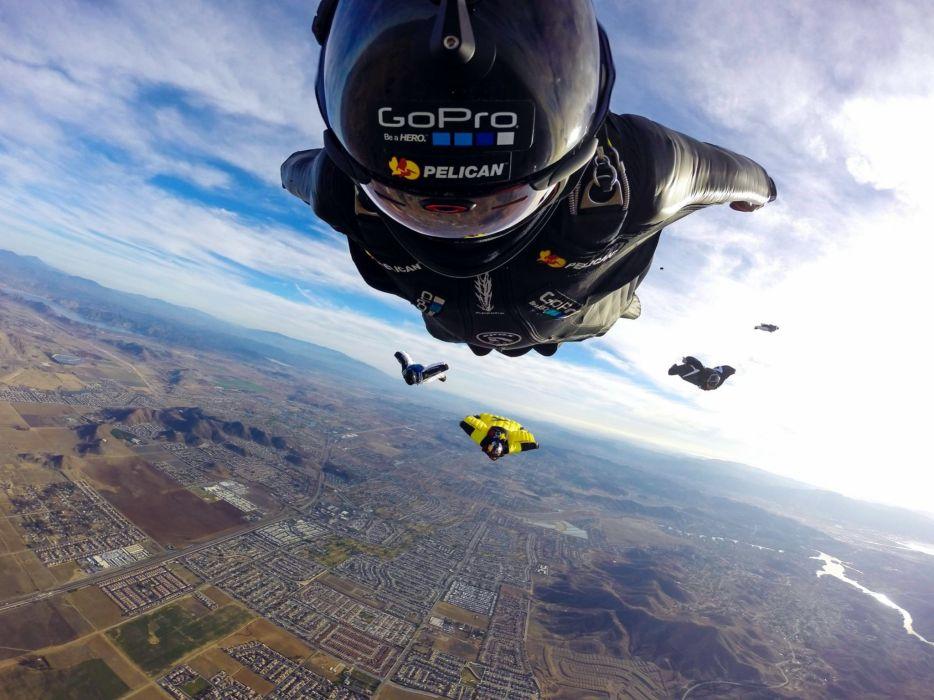 GoPro Facebook Collection wallpaper