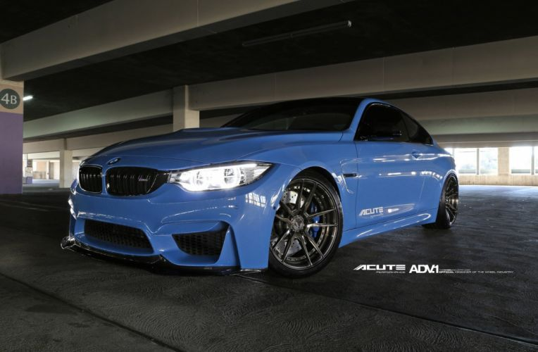 2014 adv1 wheel tuning bmw m4 coupe cars wallpaper