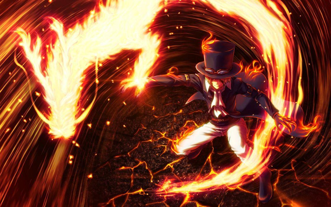 SABI FIRE DRAGON wallpaper