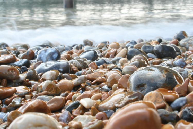 beach macro nature pebbles Sea Stones textures wallpaper