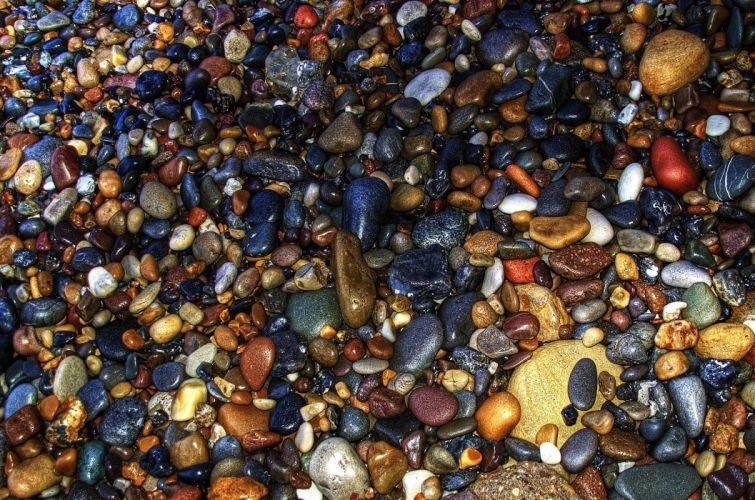 beach macro nature pebbles Sea Stones textures wallpaper