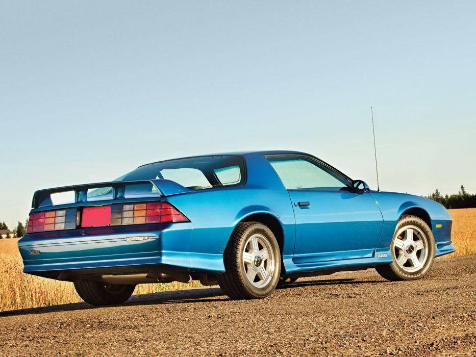 1991 Chevrolet Camaro Z28 1LE muscle wallpaper