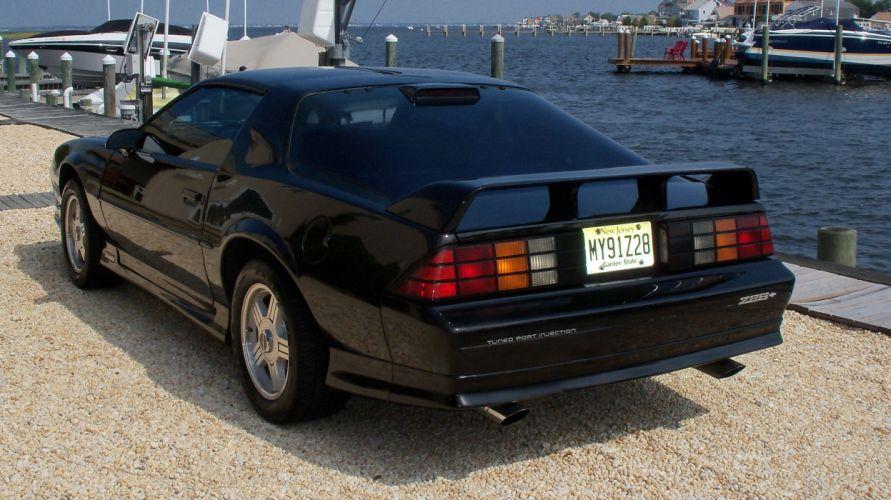 1991 Chevrolet Camaro Z28 muscle wallpaper