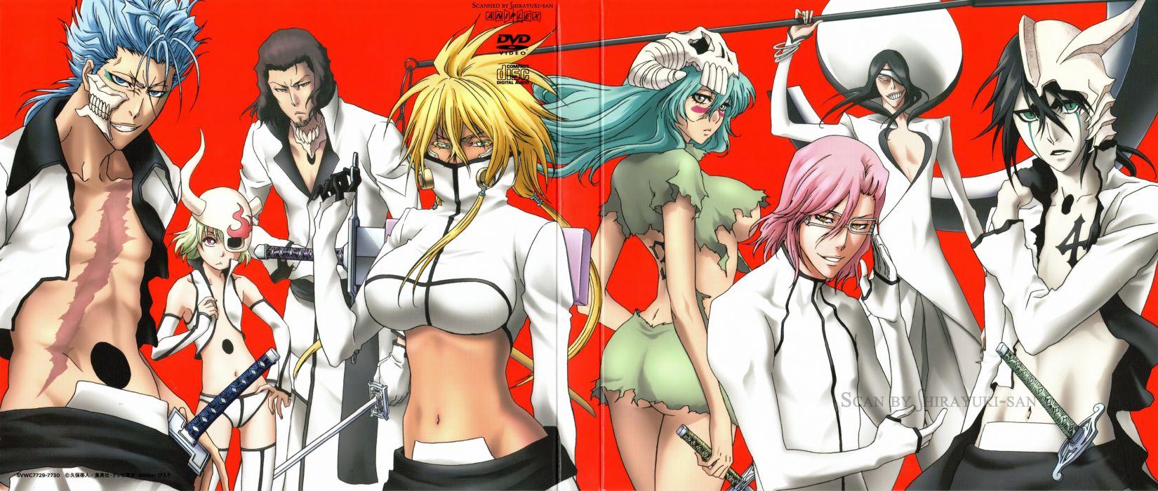Bleach anime girl beauty lovely wallpaper