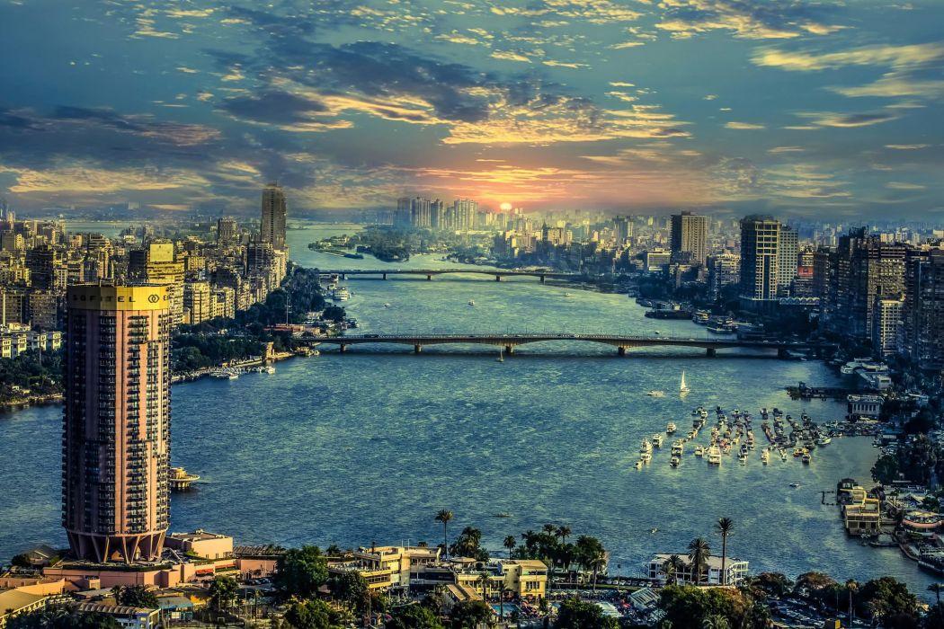 Neil Egypt river wallpaper