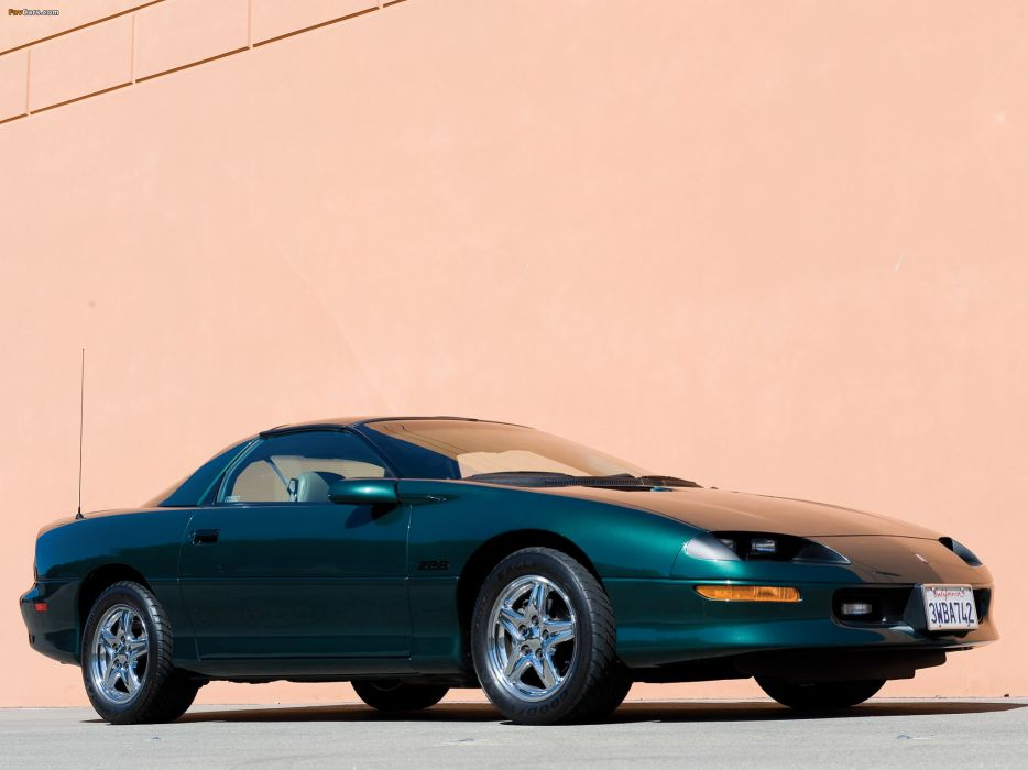 1993 Chevrolet Camaro muscle wallpaper