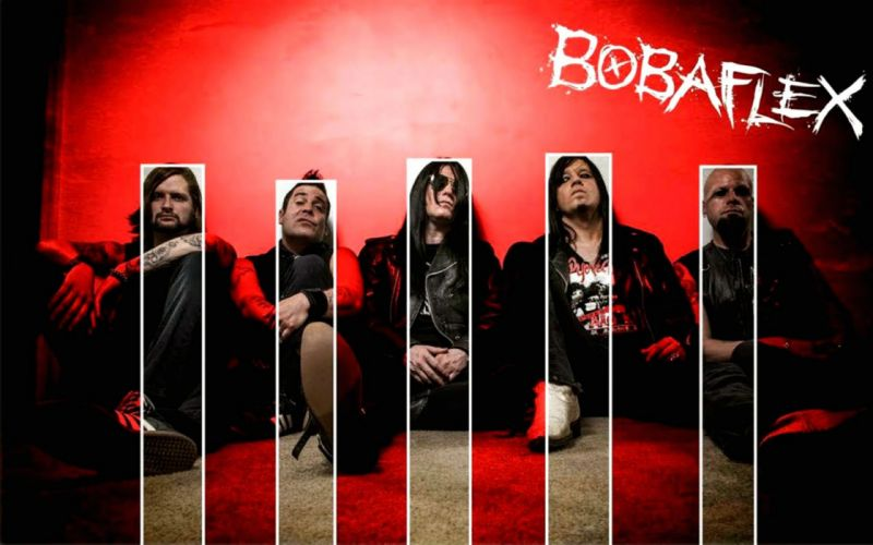 BOBAFLEX nu-metal heavy metal melodic wallpaper
