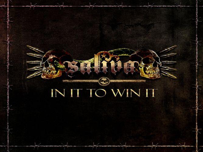 SALIVA nu-metal grunge hard rock metal rap wallpaper