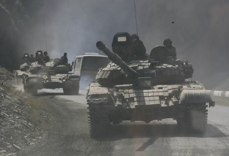 T-72 auY Russia auY Syria auY wallpaper