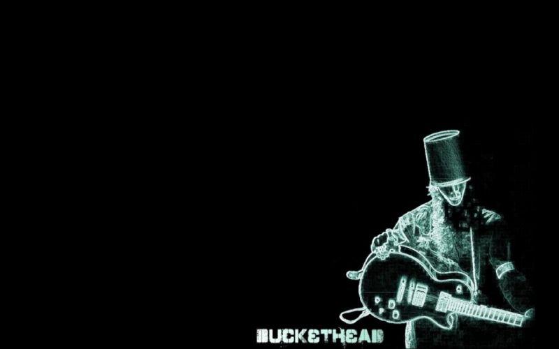 BUCKETHEAD guitar guitarist heavy metal progressive funk avant garden instrumental experimental bluegrass wallpaper