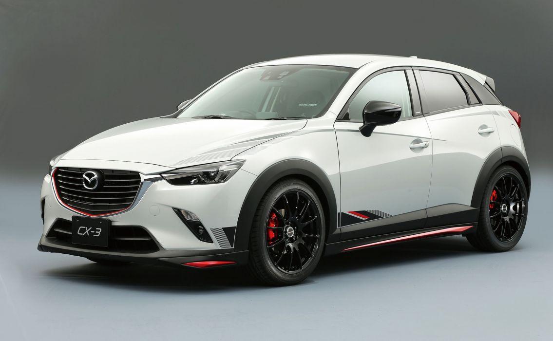 2015 Mazda CX-3 Racing Concept wallpaper
