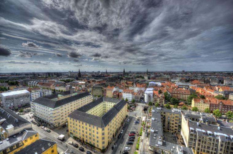 Kopenhagen Copenhagen Denmark wallpaper
