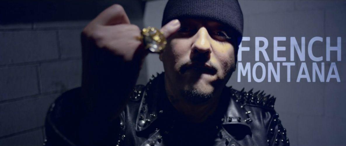 FRENCH-MONTANA hip hop rap rapper gangsta french montana wallpaper
