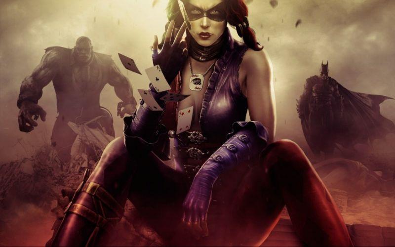 Harley Queen wallpaper