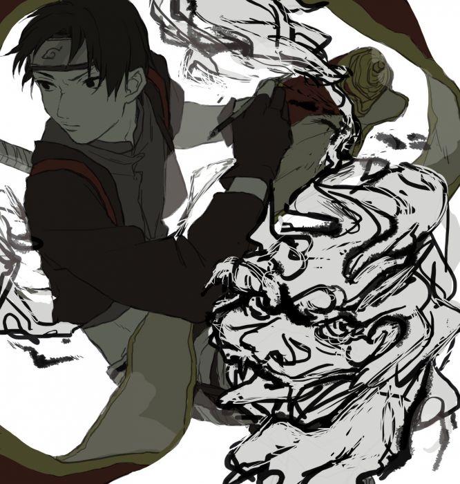 NARUTO Sai wallpaper