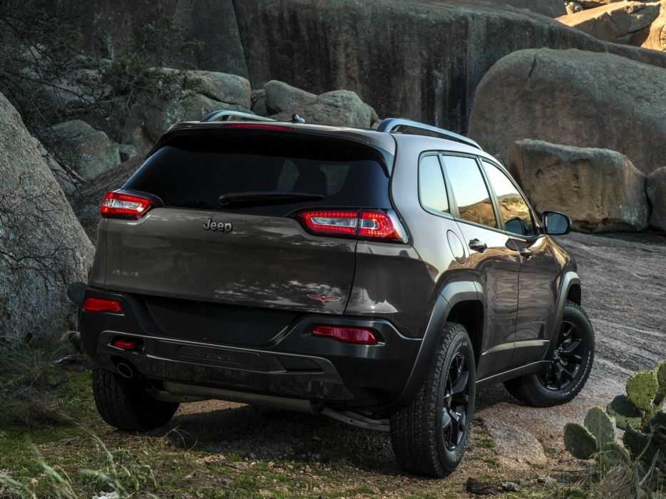 jeep cherokee trailhawk car vehicle wallpaper