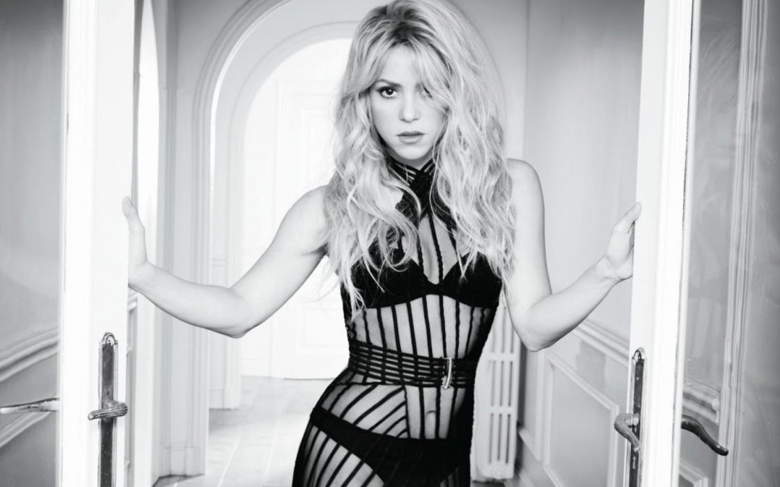 Shakira Wallpaper 1920x1200 562743 Wallpaperup