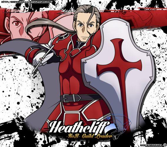 Sword Art Online Heathcliff wallpaper