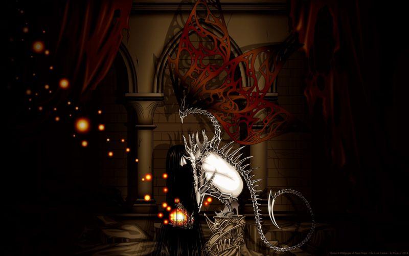 Saint Seiya Lost Canvas Meiou Shinwa Supernatural beings Magic Anime Fantasy wallpaper
