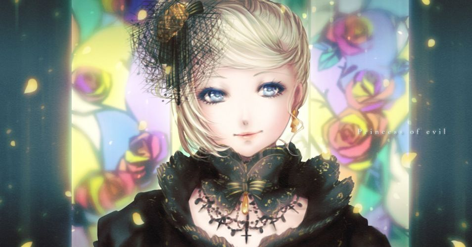 Vocaloid kagamine rin Glance Anime Girls wallpaper