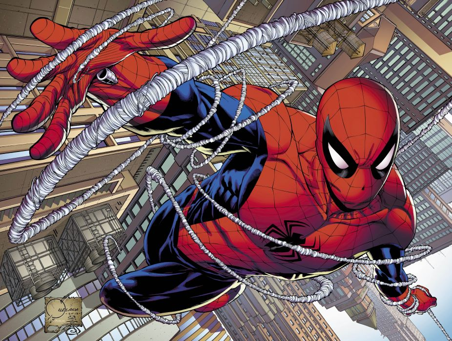 Heroes comics Spiderman hero spider spider-man superhero wallpaper
