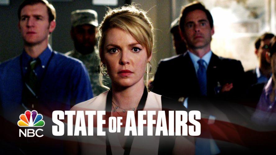 STATE-OF-AFFAIRS series drama thriller espionage state affairs wallpaper