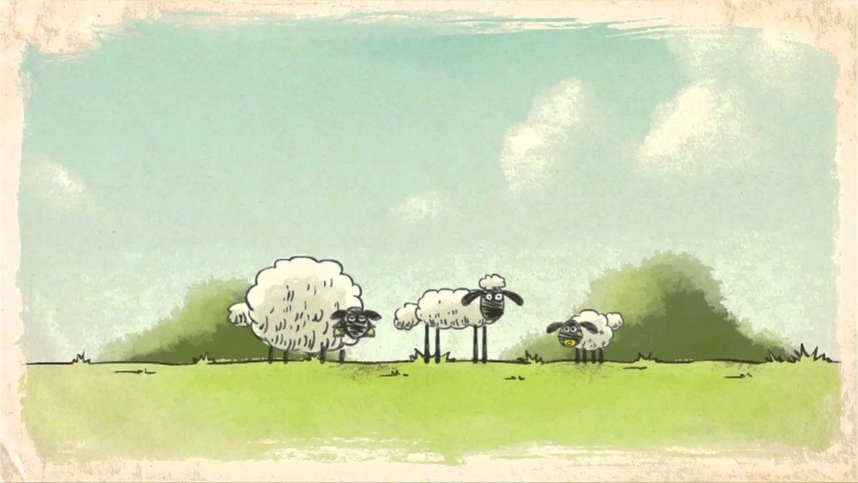 SHAUN THE SHEEP Animation Family Edy Shaun Sheep