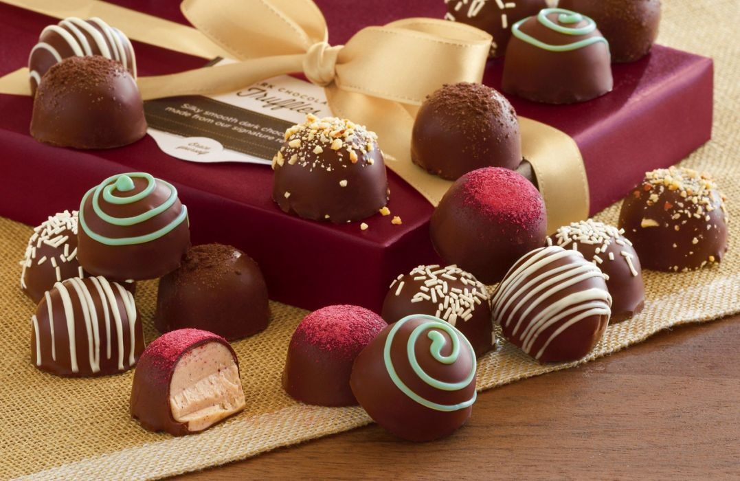 Sweets Candy Many Bowknot Food wallpaper