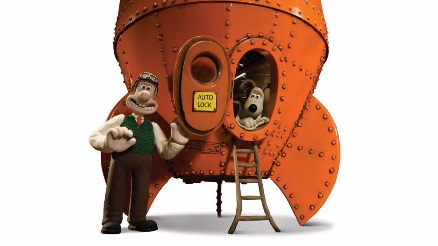 WALLACE GROMIT comedy animation family adventure wallpaper