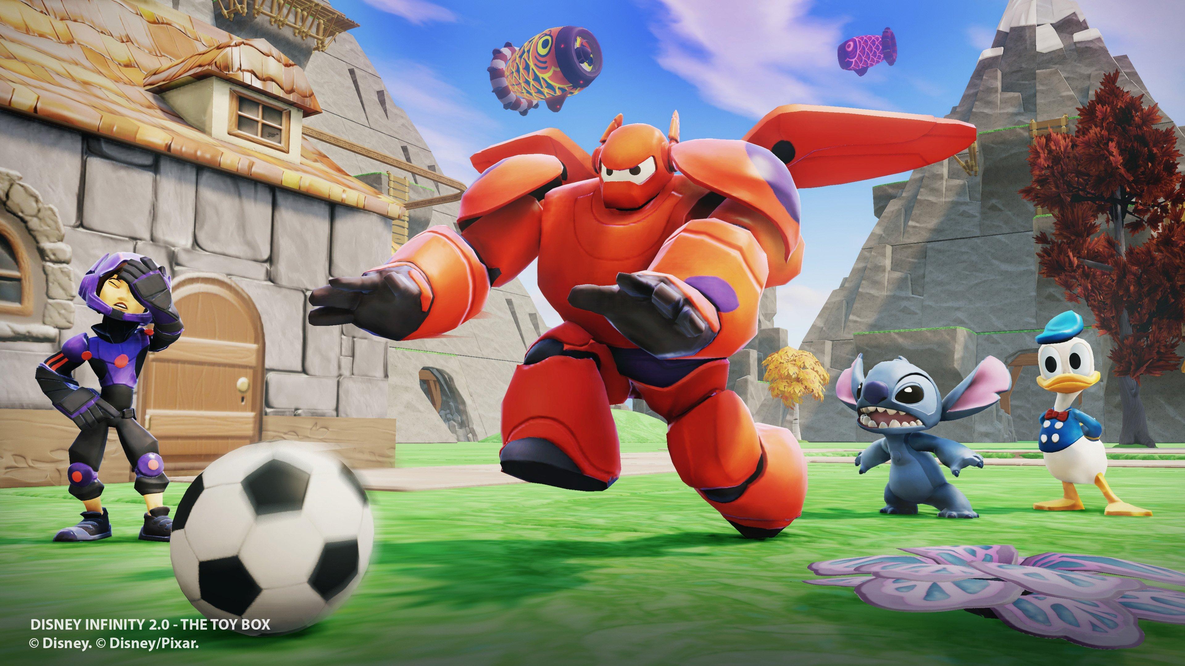 BIG HERO 6 Animation Action Adventure Family Robot Cgi Superhero Big Hero Disney Wallpaper