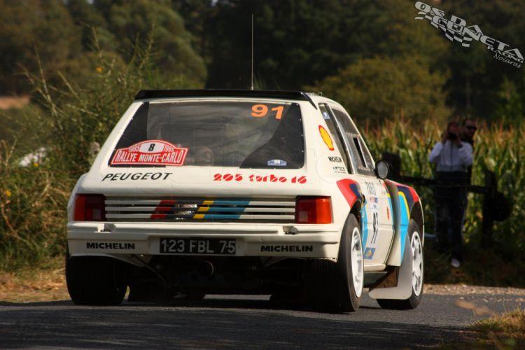 peugeot 205 turbo 16 rally groupe B cars sport wallpaper