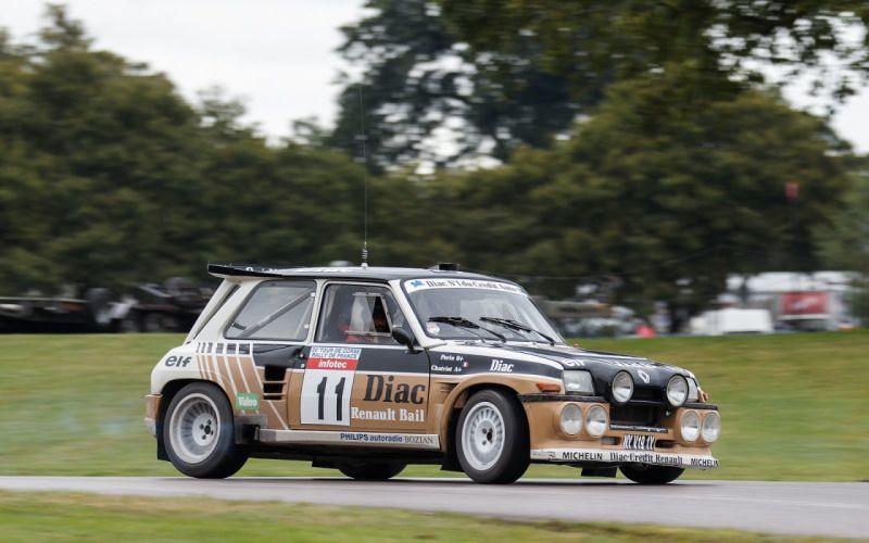 renault 5 Turbo rally groupe B cars sport wallpaper