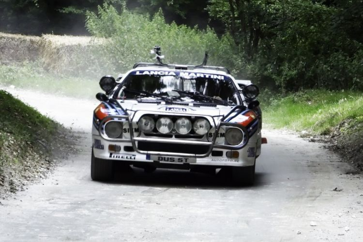 Lancia 037 rally groupe B cars sport wallpaper