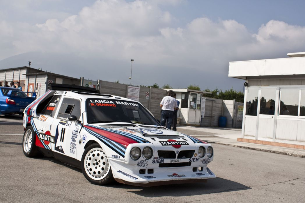 lancia delta rally groupe B cars sport wallpaper
