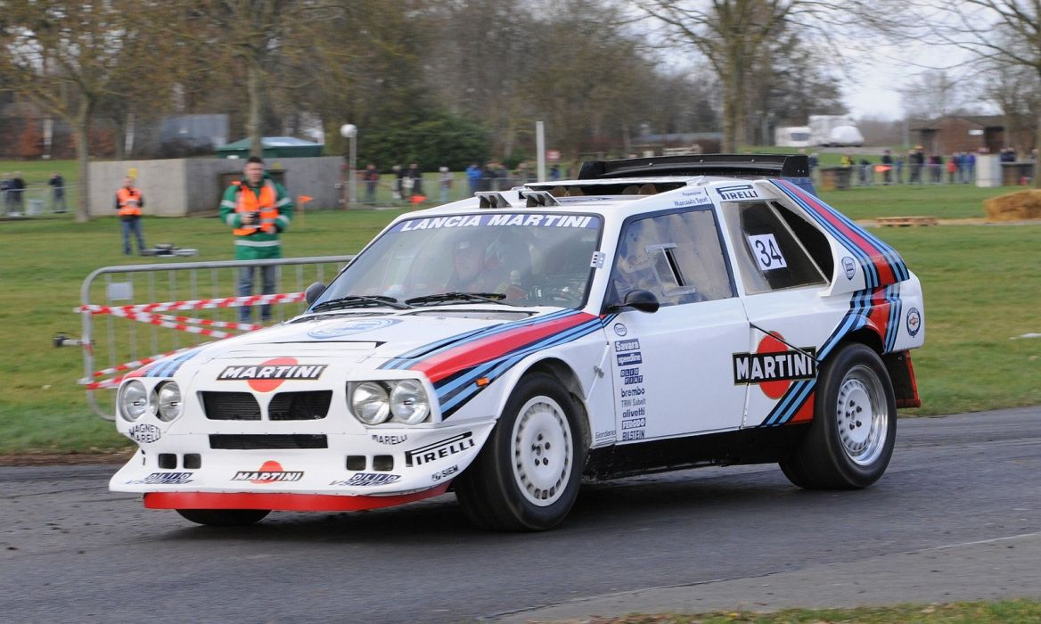 lancia delta rally groupe B cars sport wallpaper