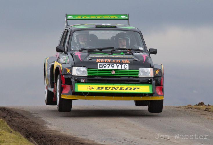 Metro 6R4 rally groupe B cars sport wallpaper