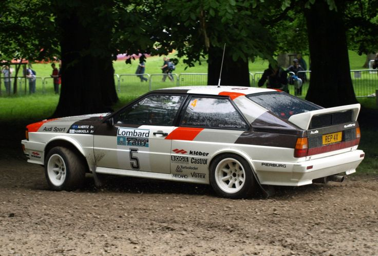 Audi Sport Quattro rally groupe B cars sport wallpaper